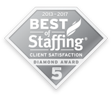 Best of Staffing Award